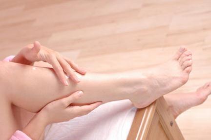Забота о ногаг предупредит болезнь