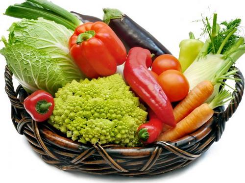Овощи - друзья здорового организма