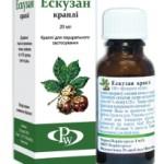 Эскузан – лекарственное средство для улучшения состояния сосудов