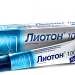Лиотон гель: помогает и при ушибах и при варикозе