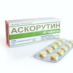 Инструкция по применению аскорутина  — комбинированного витаминного средства
