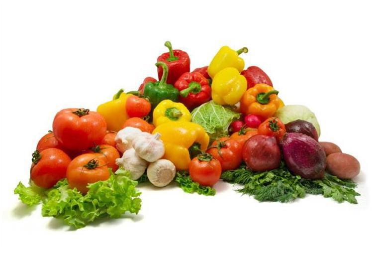 Полезные продукты питания при геморрое