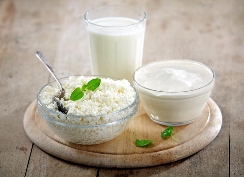 Диета при проктите рекомендует кисломолочные продукты