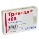 Трентал — инструкция по применению препарата