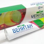 Инструкция на венотонизирующее средство Венитан