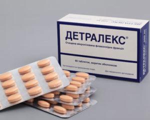 Детралекс в таблетках